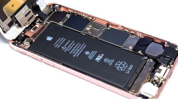 Kondice baterie u Apple iPhone